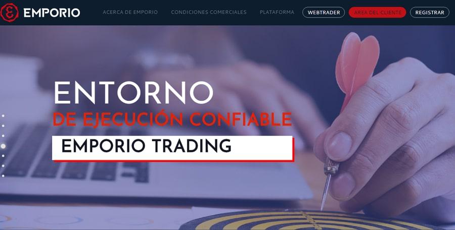 emporio trading limited broker