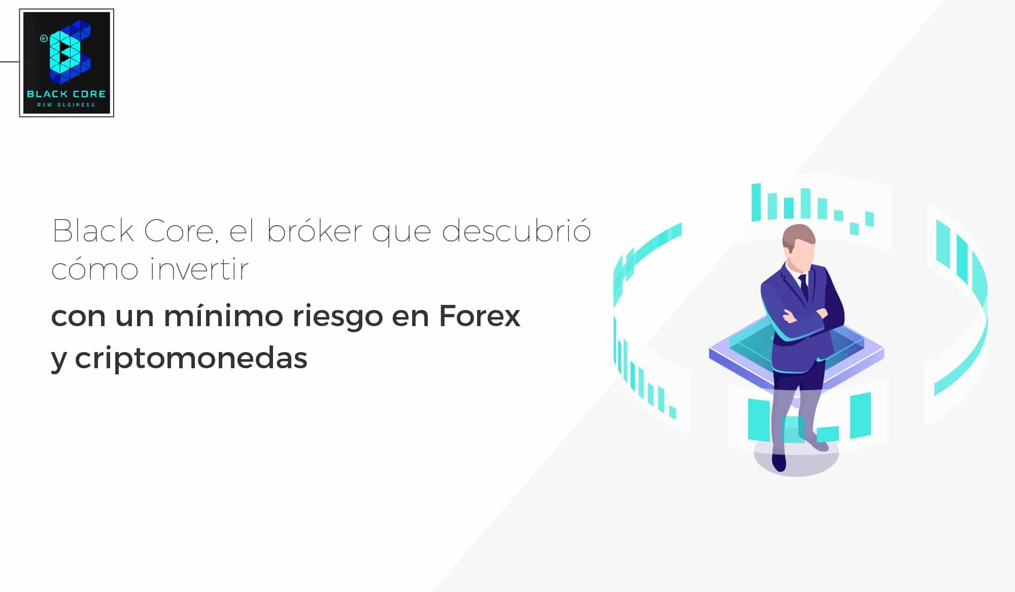 Black Core el Broker con mínimo riesgo en Forex